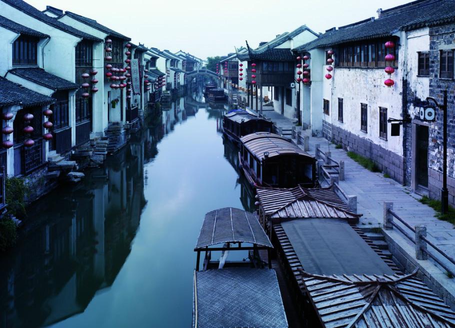 中国最美的100个古村古镇(二)